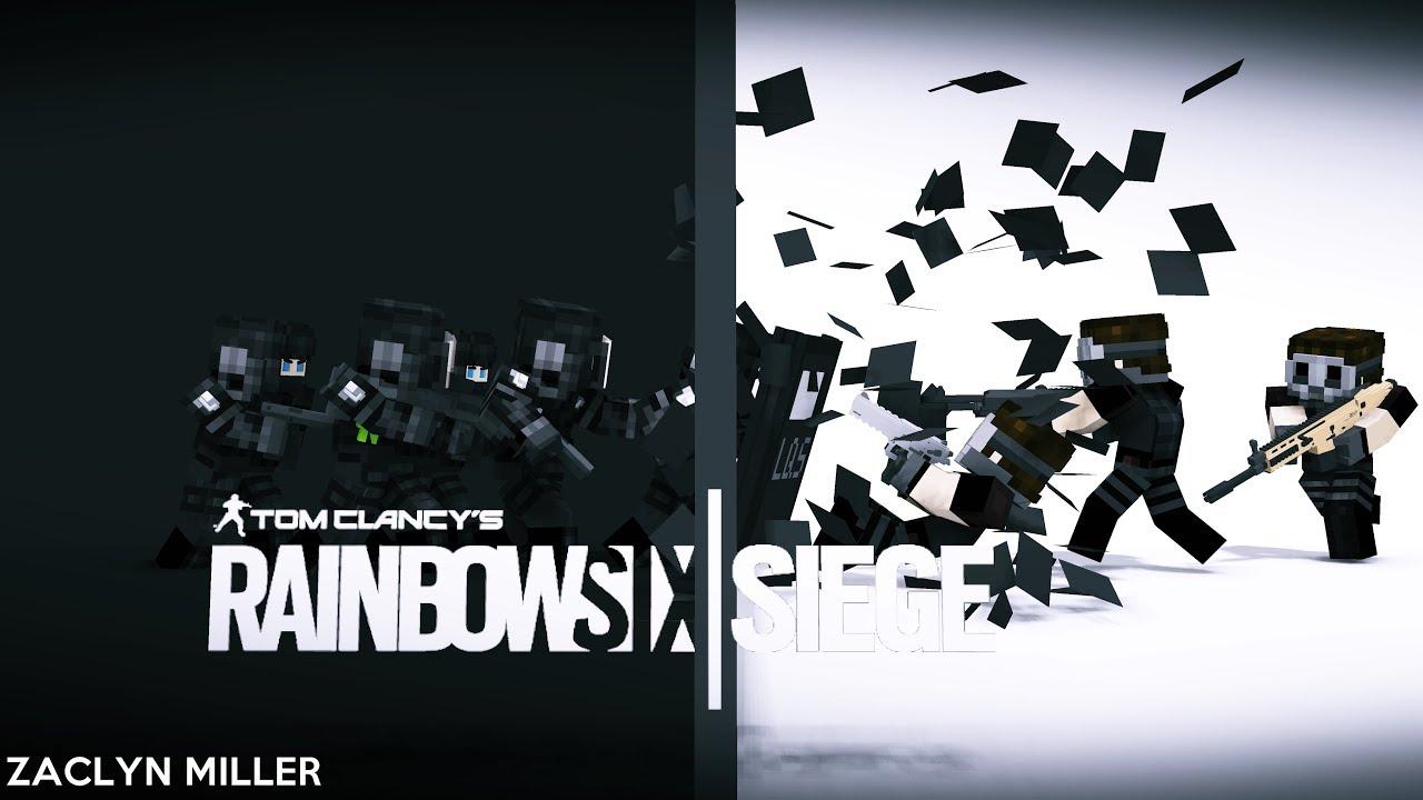 Rainbow Six Siege سوي لايك ولاااك