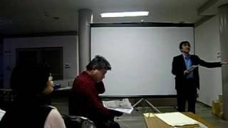 しり大会3(西山定・日本熊森協会紹介)