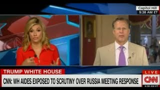 Congressman Dave Brat Busts CNN for 'Collusion' With Democrats