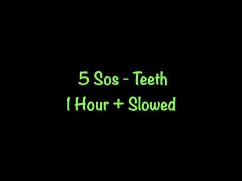 5 seconds of summer - teeth (slowed) 1 hour loop indir