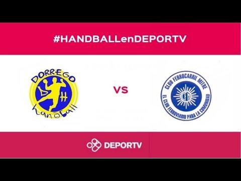 #HANDBALLenDEPORTV - Súper 4 femenino (tercer puesto) - Dorrego vs. Mitre
