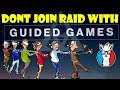 Destiny 2 Guided Games Don't Join Raid! Trying the Raid with Guided Games Destiny 2