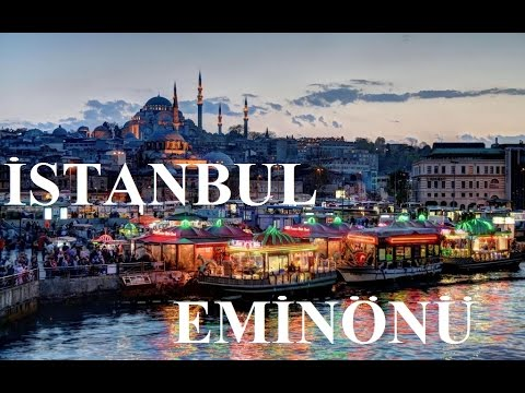 Turkey-İstanbul (Walking tour:Eminönü/Fatih Part 60
