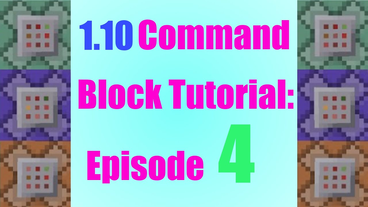 how to make a teleport command block