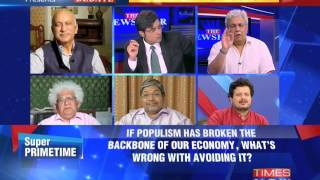 The Newshour Debate: Bye bye populism - Part 3 (8th July 2014)