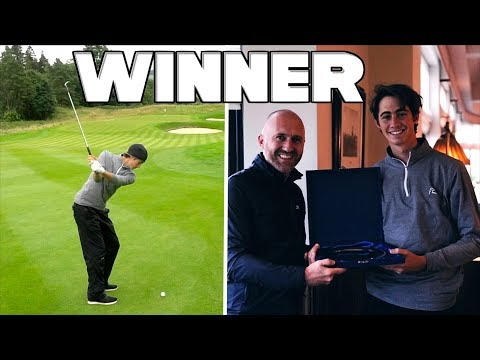 I Won a Golf Vlogger Tournament in Scotland
