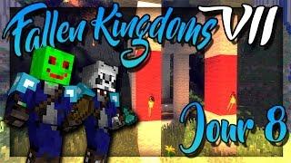 L'ASSAUT DES ESPIONS ! | Fallen Kingdoms Avec Mods VII - #8 - Minecraft FK Moddé thumbnail