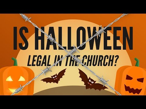 Church Relevance Podcast: Episode 01 - Should Halloween Be Legal In Church? Feat. Sharefaith Kids