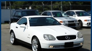 1998 Mercedes-Benz SLK-Class SLK230 Kompressor for sale in BC, Canada