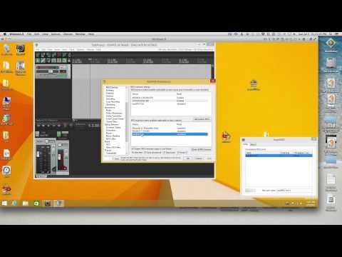 Chordie, Windows & LoopMIDI