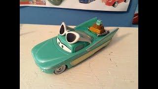 Disney Cars Road Trip Flo Review