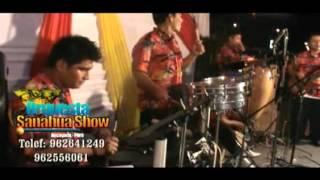 Orquesta Sanahua Show desde Aucayacu