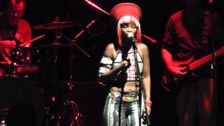 Freshlyground - Nomvula ♫ - North American Tour 2015