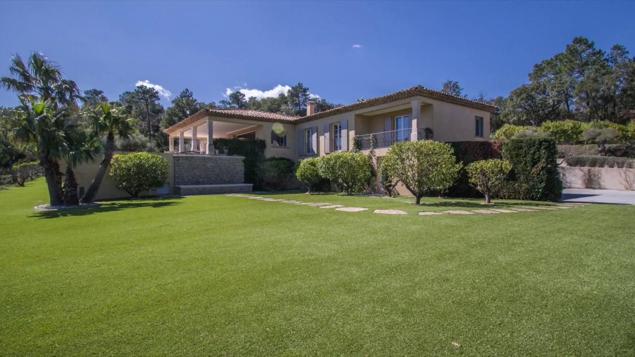 Magnifique villa contemporaine Sainte-Maxime / Grimaud dans le Golf de  Saint-Tropez