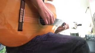 Beethoven Virus - Guitar Fingerstyle