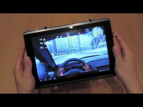 Acer Iconia Tab A500 Test - Deutsch (HD)