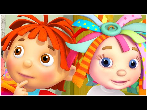 Everythings Rosie | Four Seasons | Winter | Summer | Spring | Fall | Compilation | Cartoon for kids