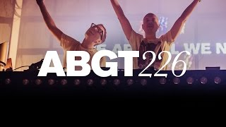group therapy 226 with above beyond and kidnap kid