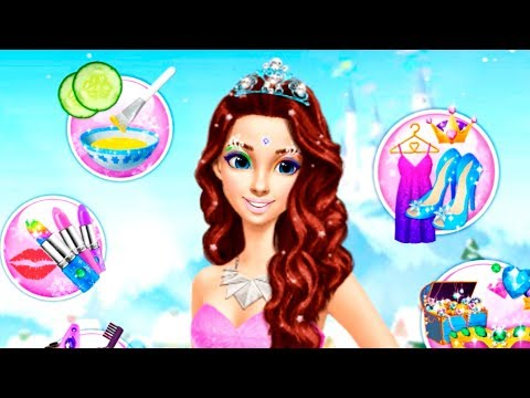 Glitter Makeup Sparkle Salon – Fun Princess Makeup Game for Girls