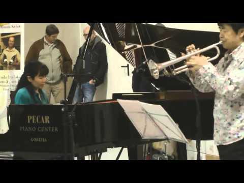 Jazz & Wine of Peace 2012 - SATOKO FUJII-NATSUKI TAMURA Duo (Japan)