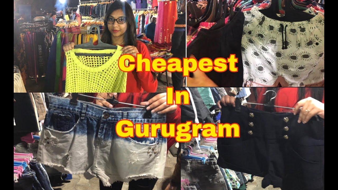 Sector 14 #Market Gurgaon,Shopping || Eatouts - YouTube