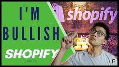 SHOPIFY STOCK 🛍️ - 5 Reasons Why I'm BULLISH 📈 Shopify Stock Series [Ep1]