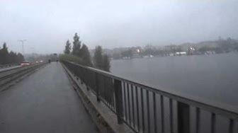Pilvinen päivä/ilta ollut Mikkelissä.