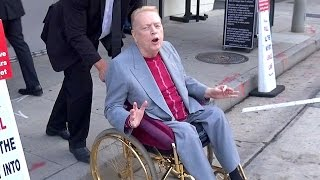 Larry Flynt Compares Donald Trump Supporters To Jerry Springer Fans
