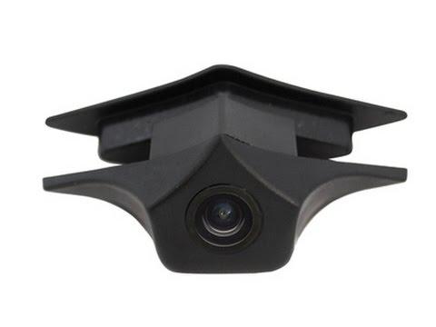 Установка камеры переднего хода своими руками. Камера в лейбл Mazda3.