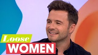 Shane Filan Vividly Remembers the Day Simon Cowell Told Him He Was Fat | Loose Women