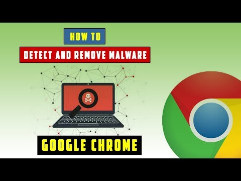 How To DETECT And REMOVE MALWARE Using Google CHROME