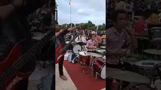 Kute Tercinte Rock In Mob Prabumulih