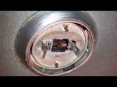 How To Change A Dome Light (Whole Unit)