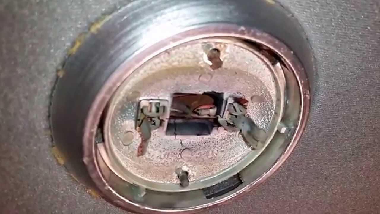 How To Change A Dome Light (Whole Unit)  YouTube