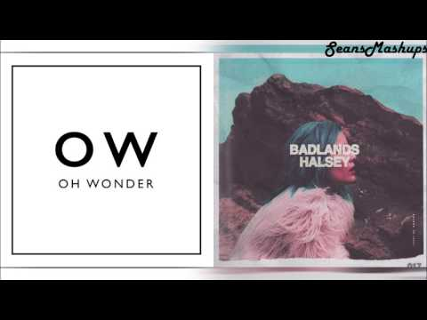 Oh Wonder vs Halsey - Young Wire (Mashup)