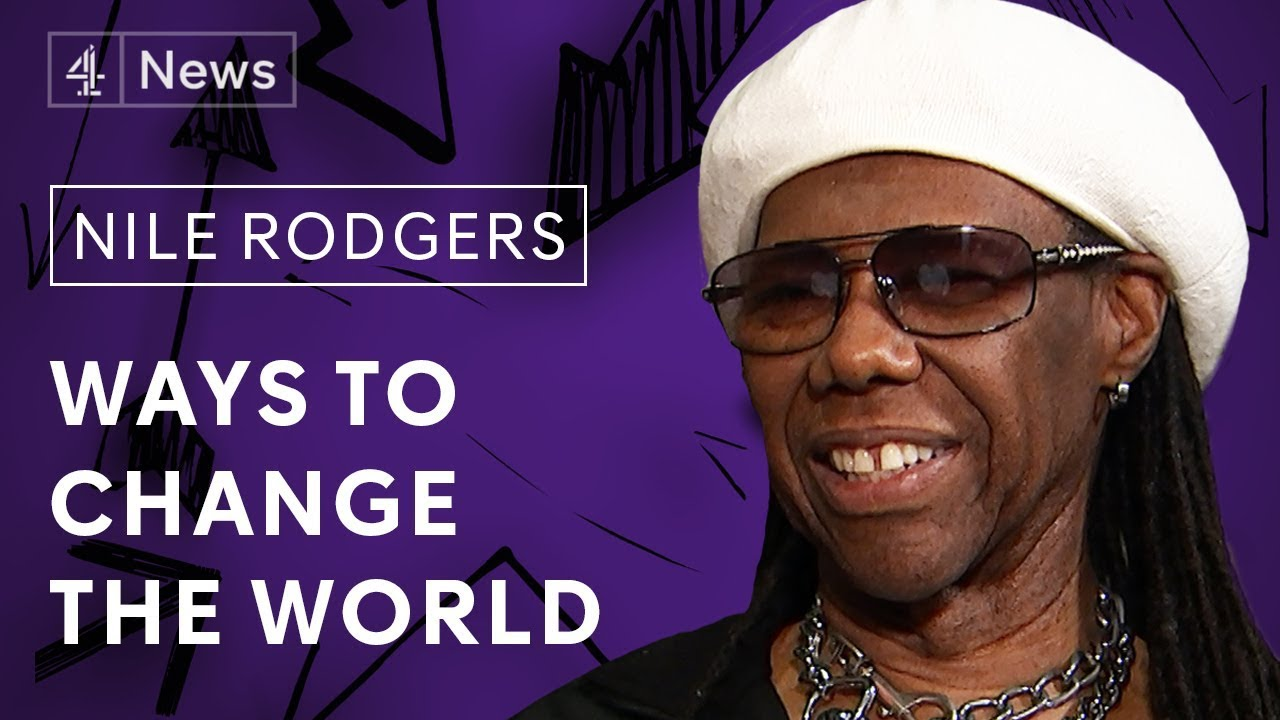 Nile Rodgers on his influence on music, activism and a changing America