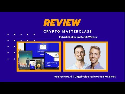 Crypto Masterclass Review: Crypto Cursus en ervaringen over cryptocurrency (AllesOverCrypto)