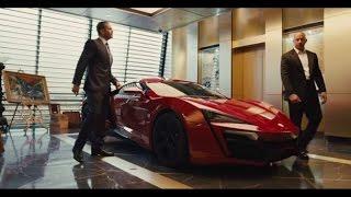 Fast & Furious 7 - Lykan Hyper Sport