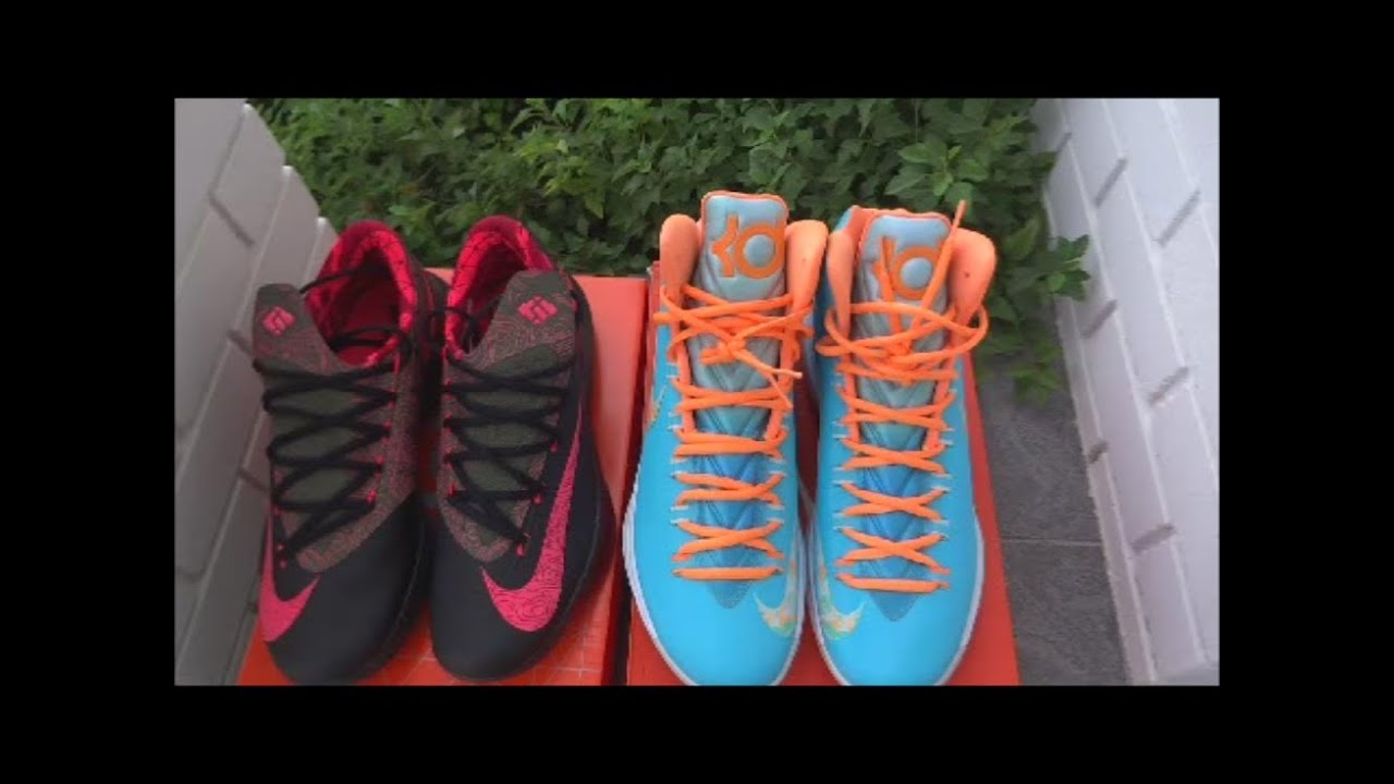 4d23bba381d7 Kick vs Kick - KD 5 vs KD 6 - YouTube
