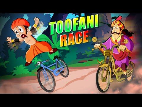 Chhota Bheem - Toofani Race   Adventure Videos for Kids in हिंदी   Cartoons for Kids
