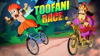 Chhota Bheem - Toofani Race | Adventure Videos for Kids in हिंदी | Cartoons for Kids