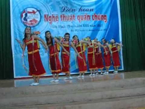 Múa Nàng Sơn Ca (GV trường TH Thiện Hưng B).flv