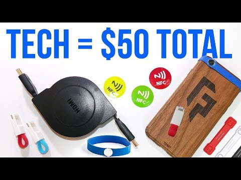 Cool Tech All for $50 Total!