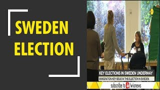 Sweden election underway; immigration key issue in this year's poll