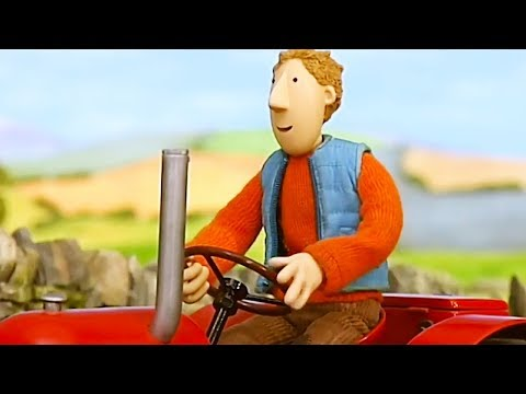 Little Red Tractor | Bye Bye Blue | Full Episode | Cartoons For Children