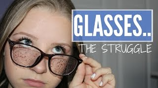 Annoying Things Only People With Glasses Understand!♡ + FREE GLASSES!!