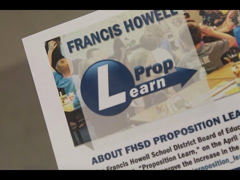 FHSD Introduces Proposition Learn in Hopes for More Funding