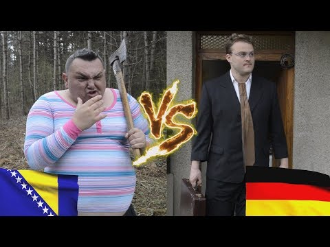 Razlika između BOSANCA i ŠVABE