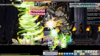 Maplestory [GMS] Wind Archer 5th Job - Chaos Root Abyss