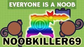 Moomoo.io - The Adventures of NoobKiller69 (Moomoo.io Adventures)